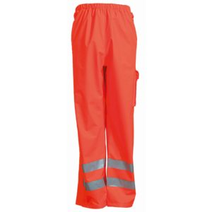 ELKA Dry Zone Visible Regenhose 022401R (orange 030)