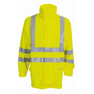 ELKA Dry Zone Visible Regenjacke 026301R (gelb 040)