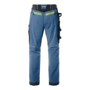 FRISTADS Stretch-Arbeitshose 2566 STP 129487-542 (blau 542)