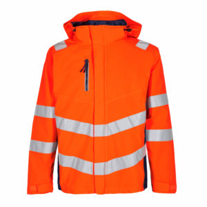 ENGEL Safety Shelljacke 1146-930 (orange-blue ink 10165)