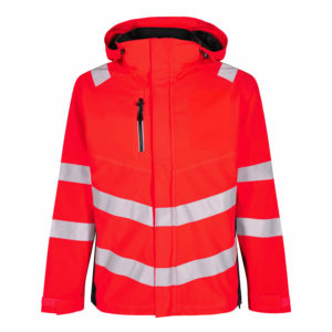 ENGEL Safety Shelljacke 1146-930 (rot-schwarz 4720)