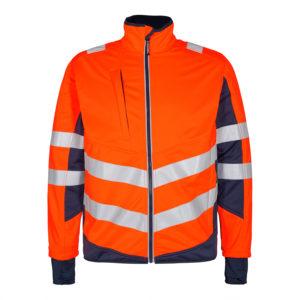ENGEL Safety Softshelljacke 1158-237 (orange-blue ink 10165)