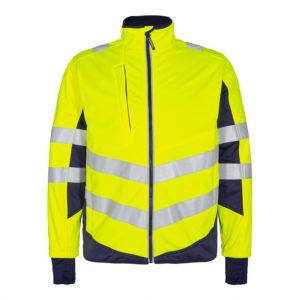 ENGEL Safety Softshelljacke 1158-237 (gelb-blue ink 38165)