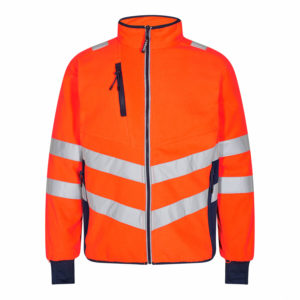 ENGEL Safety Fleecejacke 1192-236 (orange-blue ink 10165)