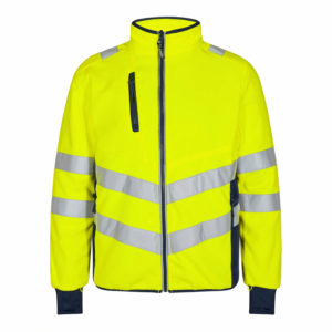 ENGEL Safety Fleecejacke 1192-236 (gelb-blue ink 38165)