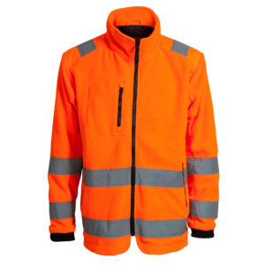 ELKA Visible Xtreme Fleecejacke 150014R (orange 030)