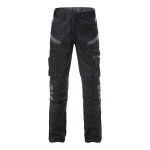FRISTADS 2555 STFP Arbeitshose 129482-996 (schwarz/grau 996)