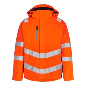 ENGEL Safety Winterjacke 1946-930 (orange-blue ink 10165)