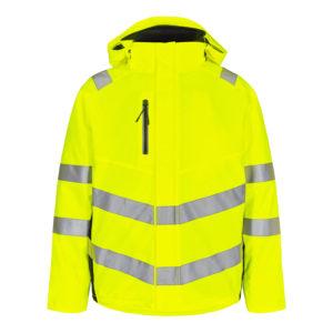 ENGEL Safety Winterjacke 1946-930 (gelb-schwarz 3820)