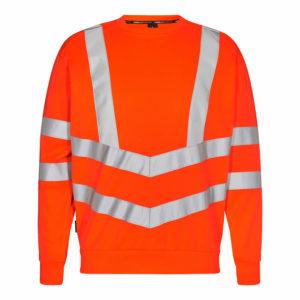 ENGEL Safety Sweatshirt 8021-241 (orange 10)