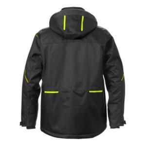 FRISTADS Airtech® Winterjacke 4058 GTC 127559-982 (schwarz/gelb 982)