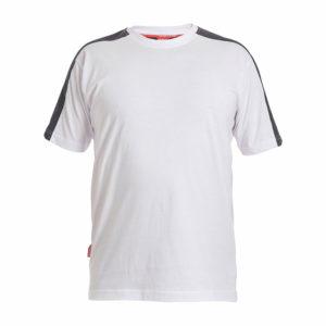 ENGEL Galaxy T-Shirt 9810-141 (weiss-anthrazit 379)