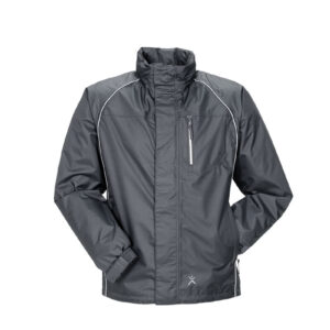 PLANAM Outdoor Monsun Regenjacke 1472 (grau)