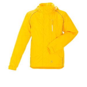 PLANAM Outdoor Monsun Regenjacke 1477 (gelb)